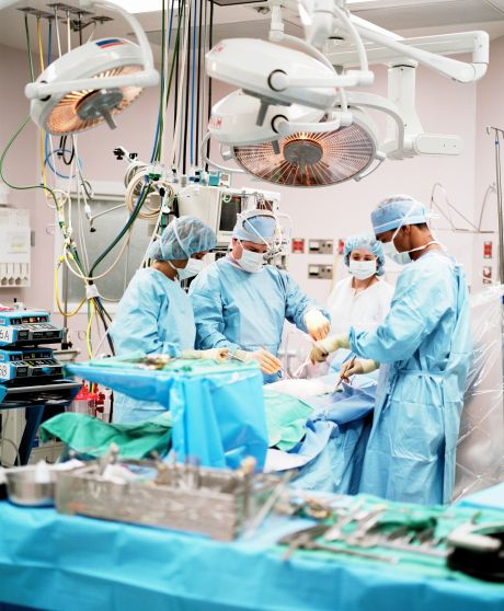 Smart magnetic solutions for surgery